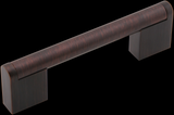 Silverline Oil Rubbed Bronze Pulls and Handles Collection - amerfithardware
