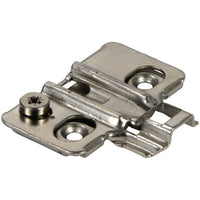 110 ° Clip on Concealed Cabinet Hinge Pair Pack Soft Close Euro Type Bisagra - amerfithardware