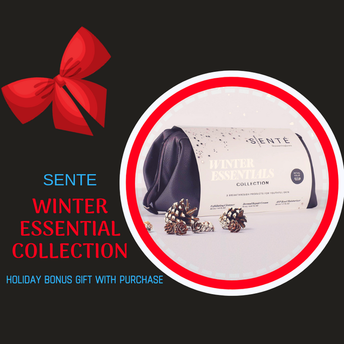 SENTÉ Anti-Wrinkle Skin Care Winter Essentials