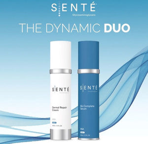 Sente Anti-Wrinkle Serum and Moisturizer Game Changer