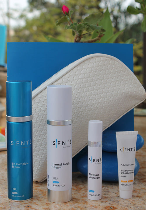 SENTÉ Anti-Wrinkle Skin Care Bonus Set