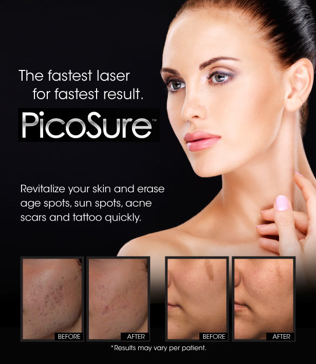Picosure Laser Treatments Skin Rejuvenation Healthy Glowing Skin