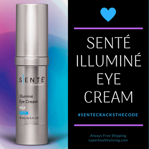 Introducing SENTÉ Illuminé Eye Cream