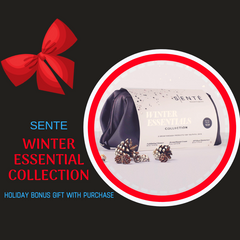 SENTE Holiday GWP Winter Essential Collection