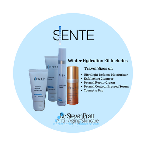 SENTE Winter Hydration Kit | Travel Size Products