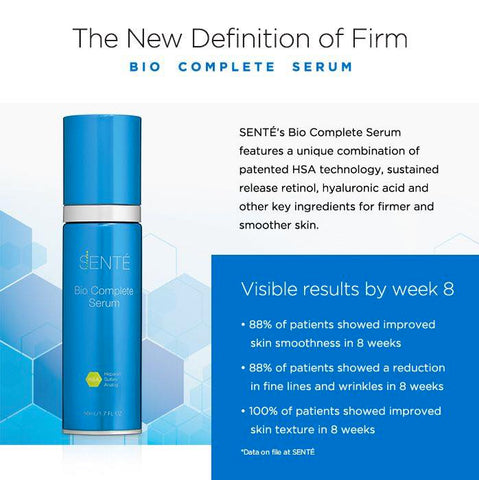 Sente Bio Complete Beauty Serum