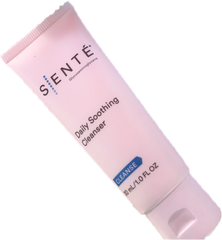 SENTE Dermal Repair 2 Piece Kit - daily soothing cleanser travel size