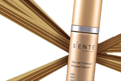 Dermal Contour Pressed Serum - hydrates where other serums can't