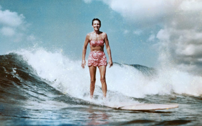 Wave Woman: A look into the inspiring life of one of the first female competitive surfers