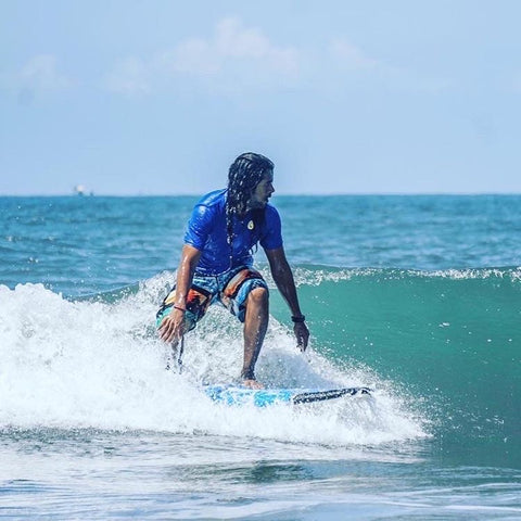 octopus surf coach surfing in goa india