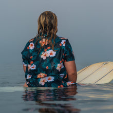 Aloha Shirt Recycled Rash Guard (Unisex)
