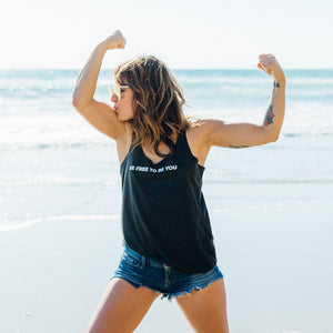 Be Free to Be You | Hakuna Wear | Active Lifestyle Wear