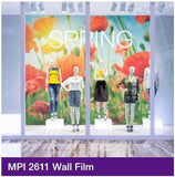 Avery Dennison MPI 2611 wall print vinyl wrap media