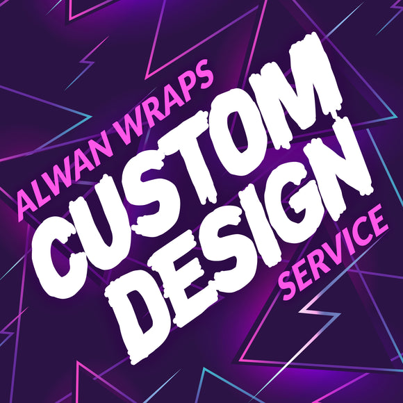 Custom Graphics Service by Alwan Wraps Design Studio
