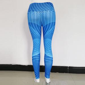 High Stretched Breathable Workout Leggings Pants For Women