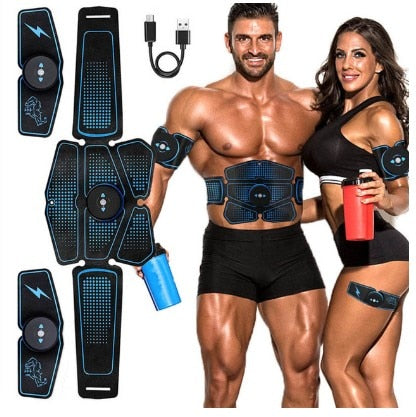 Portable Smart ABS Stimulator and Muscle Toner