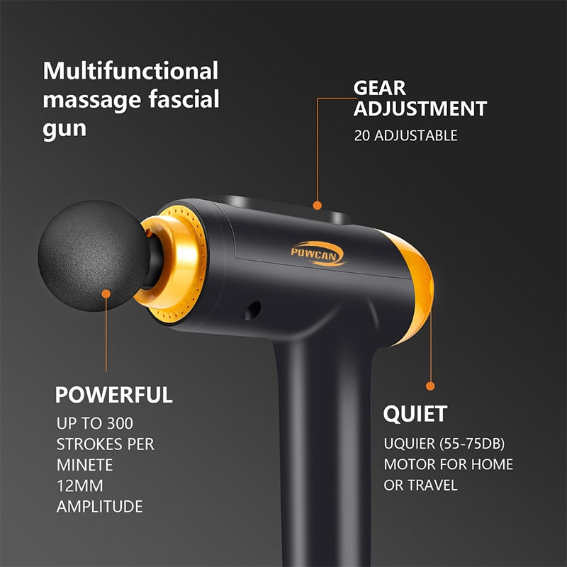 Muscle Relax Electric Massage Gun