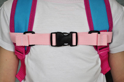 TubieeGo chest straps