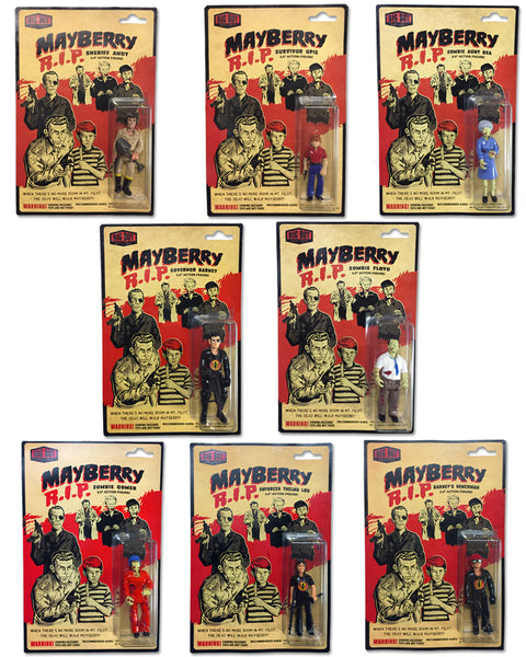 Mayberry RIP Bootleg Toy Set