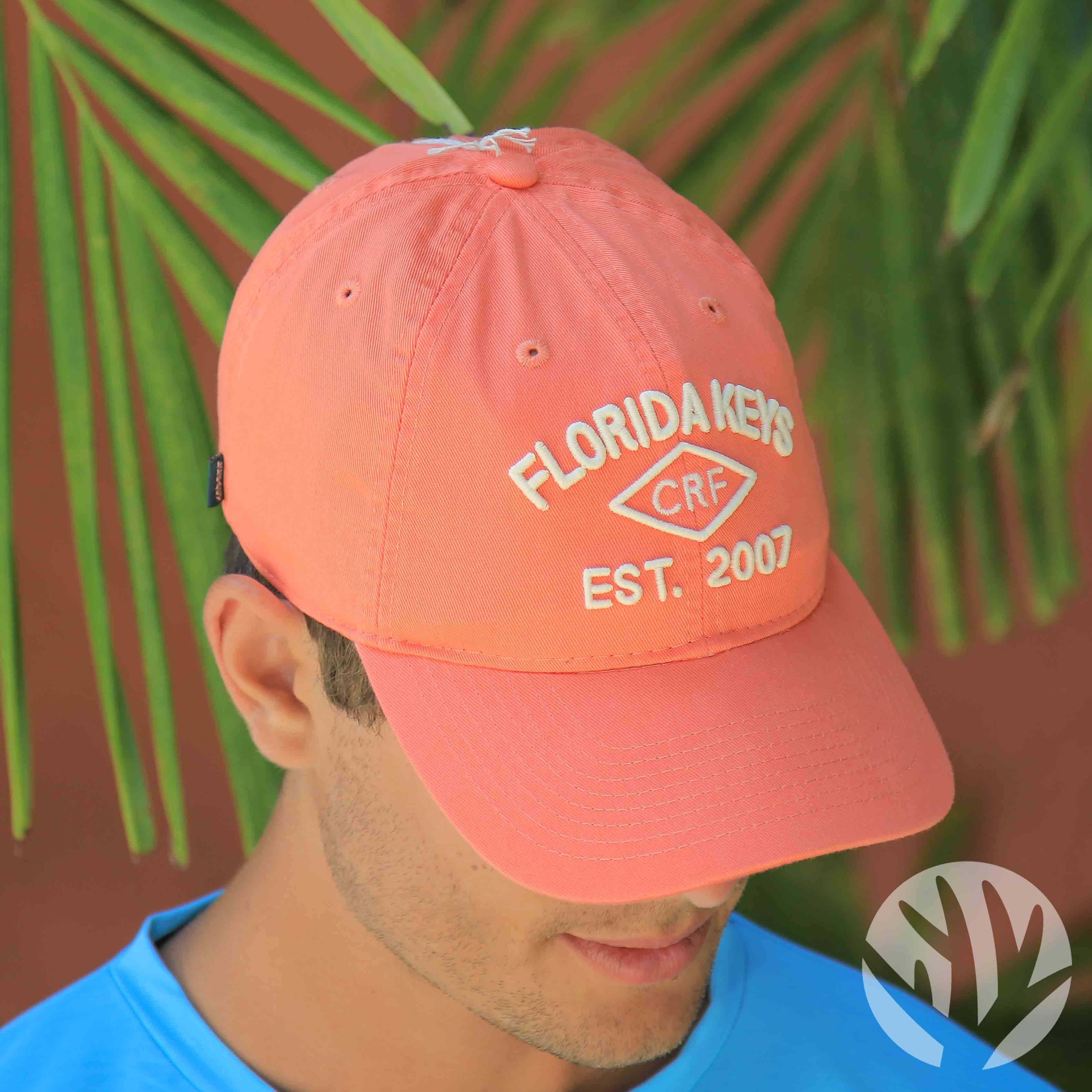 CRF Vintage Cap Youth (Coral)
