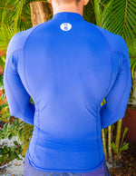 Dark Blue Rash Guard