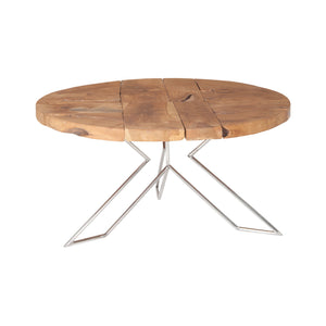 Dimond Home Abstract Priyo Accent Table