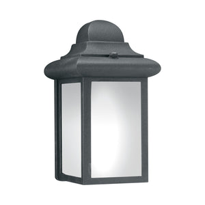 Thomas WINDBROOK wall lantern Black 1x13W 120V