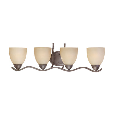 Thomas TRITON wall lamp Sable Bronze 4x100W 120