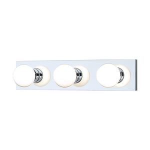 Thomas VANITY STRIPS wall lamp Chrome 3x100W