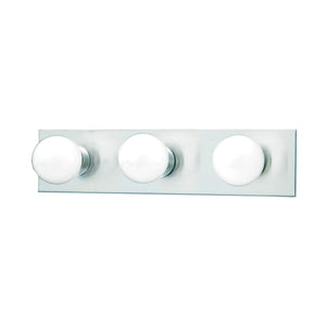 Thomas VANITY STRIPS wall lamp Brushed Nickel 3
