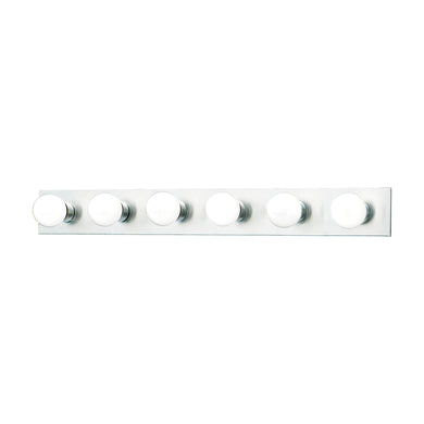 Thomas VANITY STRIPS wall lamp Brushed Nickel 6