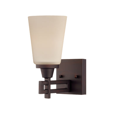 Thomas WRIGHT wall lamp Espresso 1x100W 120V