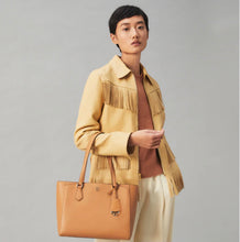 Load image into Gallery viewer, Tory Burch Robinson Small Tote Bag