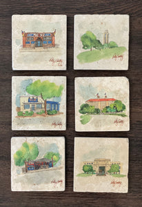 University of Kansas Prints & Coasters