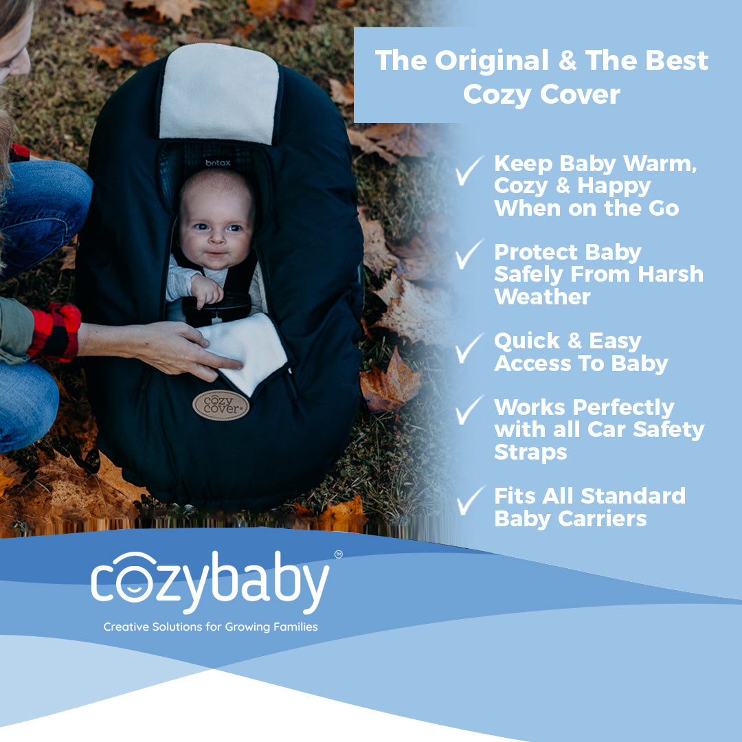 Cozy Cover Original Infant Car Seat Cover The Industry