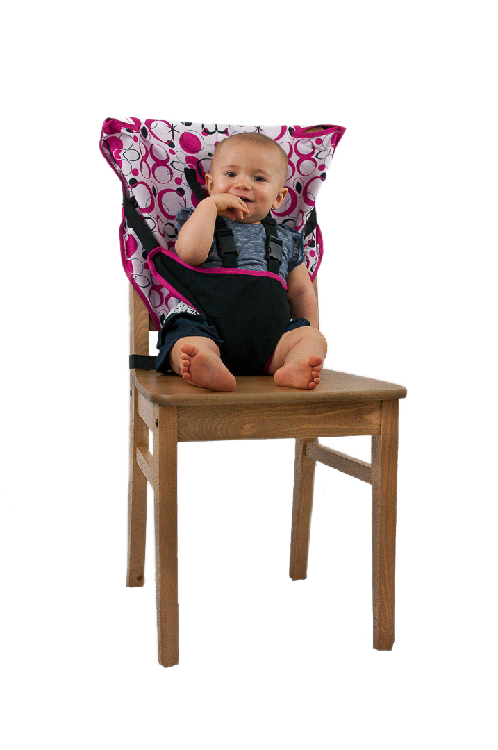 Cozy Cover Easy Seat Portable High Chair Quick Easy