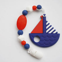 Sailboat Clip