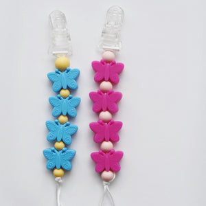 Butterfly Soother Clip