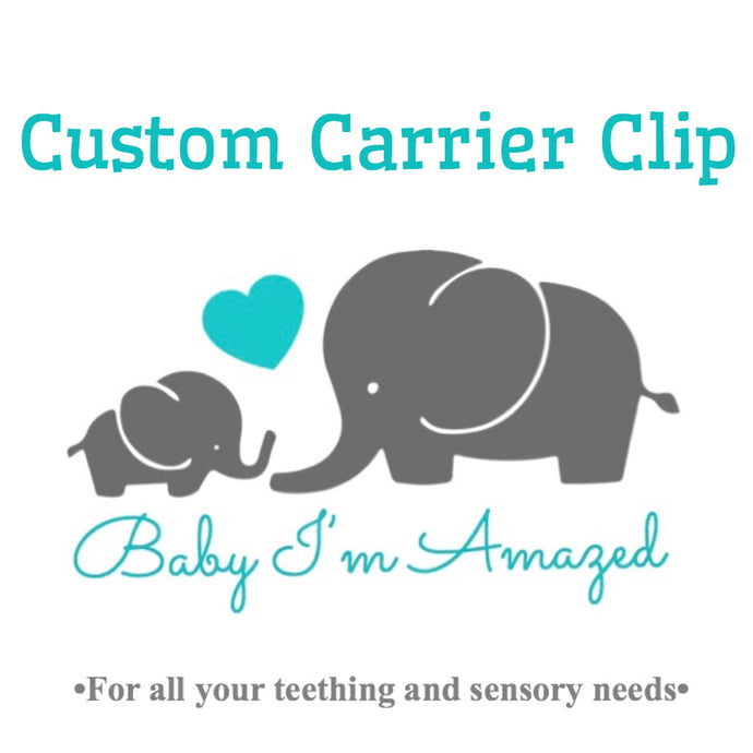 Custom Carrier Clip