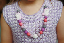 Sleepy Unicorn Necklace