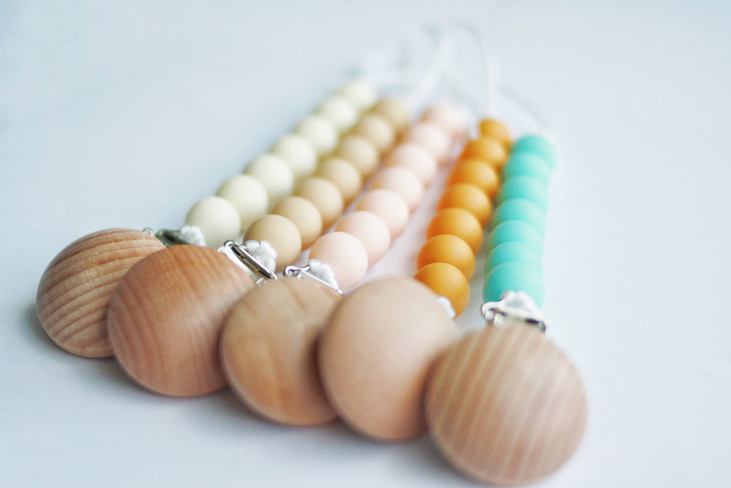 Simple & Wood- 12mm beads