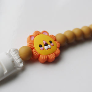 Lion Soother Clip