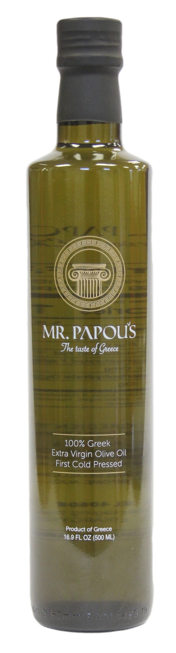 Mr. Papou's | 500 ml -16.9 fl oz | Extra Virgin Olive Oil