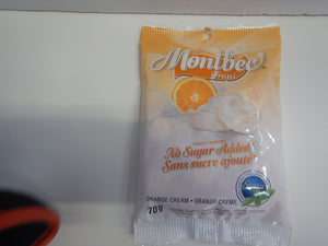 Sugar Free Orange Cream Hard Candy