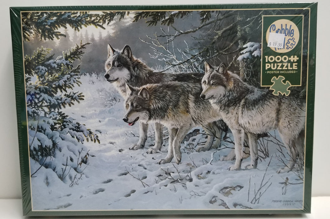 Wolf Trail - Cobble Hill Puzzle