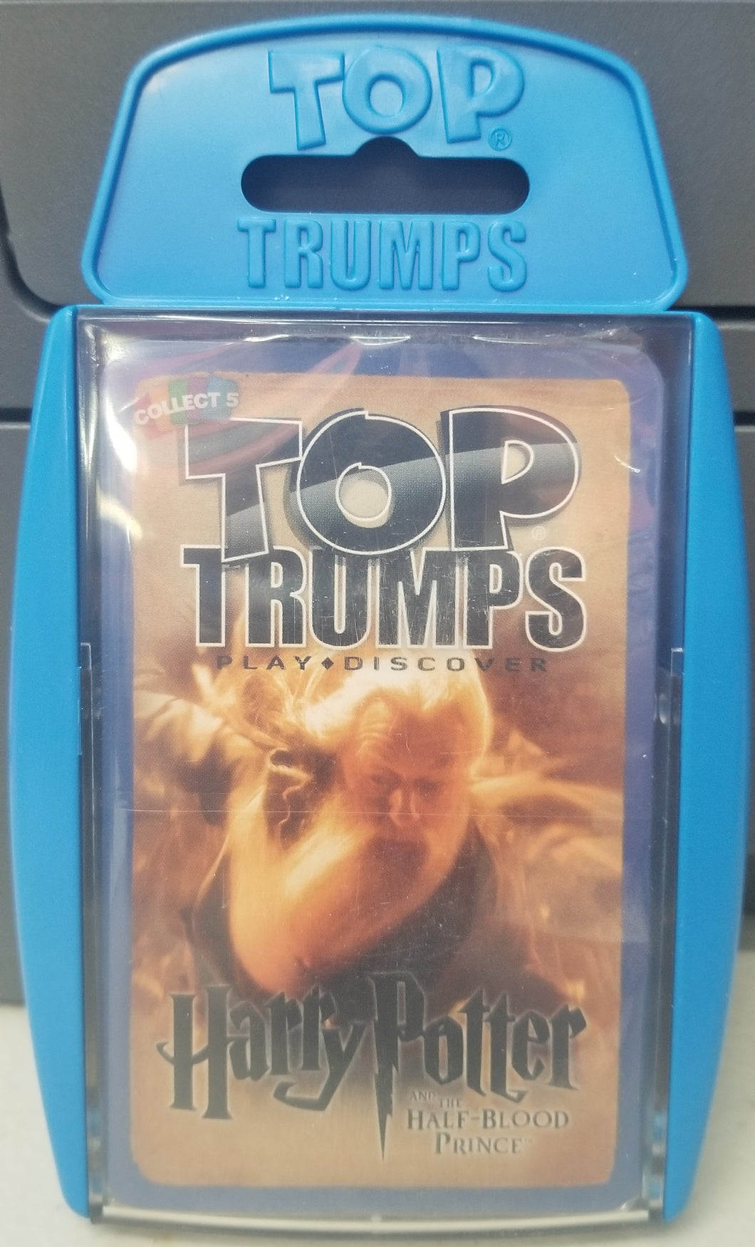 Harry Potter and the Half-Blood Prince - Top Trumps