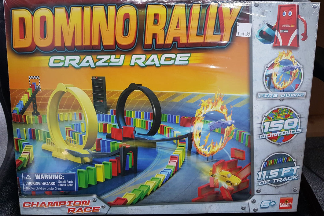 Domino Rally Crazy Race