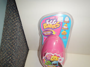 Pink Egg Baby  6 in
