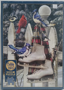 Birds With Skates - Cobble Hill Puzzle