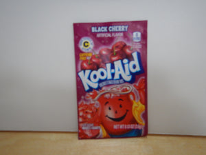 Black Cherry Kool Aid